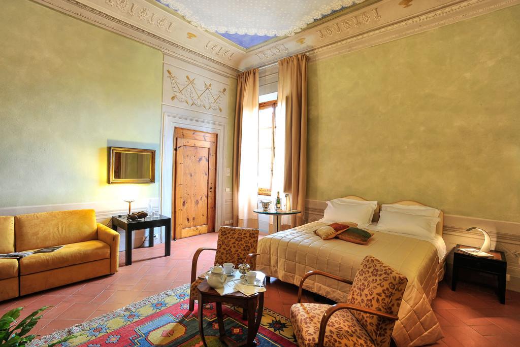 Camera Forte di Belvedere
