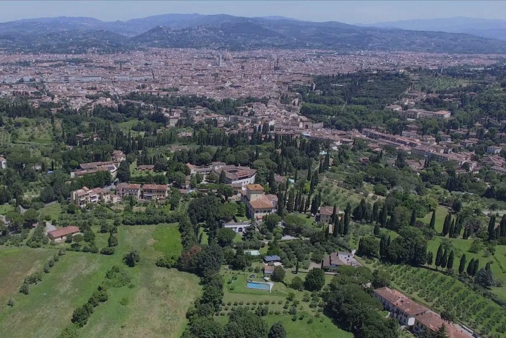 Villa Strozzi Machiavelli