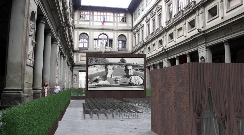 Cinema agli Uffizi