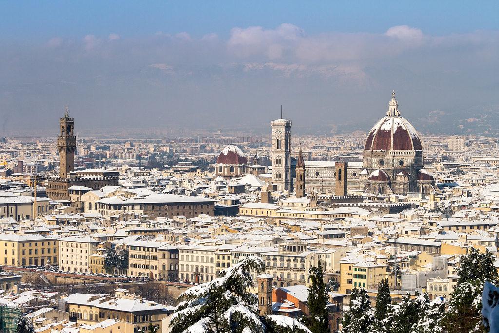 Firenze inverno 2018