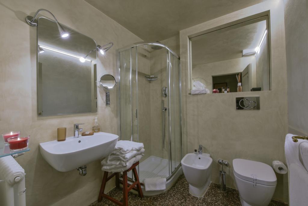 Toilette en Suite
